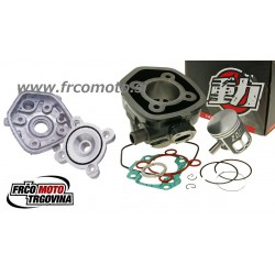 Cylinder kit  -Naraku Racing 70cc Modular -Minarelli Horiz - Aerox, Sr, Nitro,F12,F15