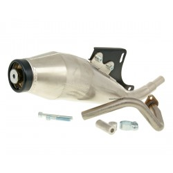 Exhaust Tecnigas GP4 for Kymco , 139QMB/QMA 50cc 4-stroke