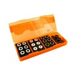 Set rollers  Stage6 17x12, vsebuje  5.50g / 6.00g / 6.50g / 7.00g