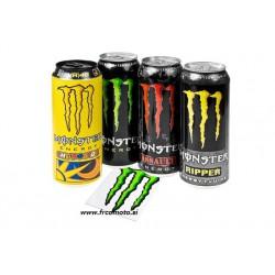 Monster Promopack 4x500ml +Sticker