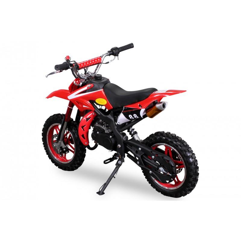 pocket bike delta 50cc mkii red. Black Bedroom Furniture Sets. Home Design Ideas