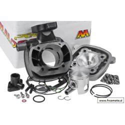 Cylinder kit Malossi Sport 70cc for Peugeot horiz. LC (carburetor)
