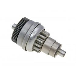 Starter bendix gear / starter clutch for Piaggio Vespa 4T , Purejet 2T , D50B0