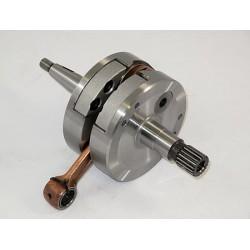 Crankshaft - Suzuki RM125 04-10  -Mitaka