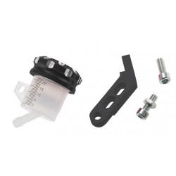 The brake fluid reservoir CNC Black Top4 with vehicle