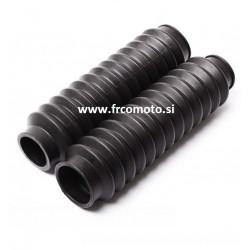 Fork covers Black OEM for  Tomos A3 , A35 , Flexer , Standard , Quadro
