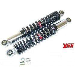 Vzmetni blažilci YSS - Crome /Black 320mm