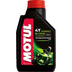 Olje - Motul 4T  5100   - 10W40