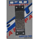 Disk brake pads for Tomos BT , CTX  ,  Malaguti