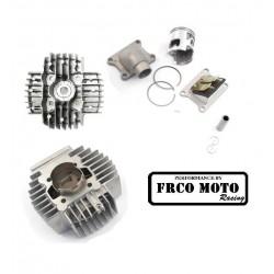 Cylinder set F.M Racing AJH 70cc - Medium set  - Tomos / Puch