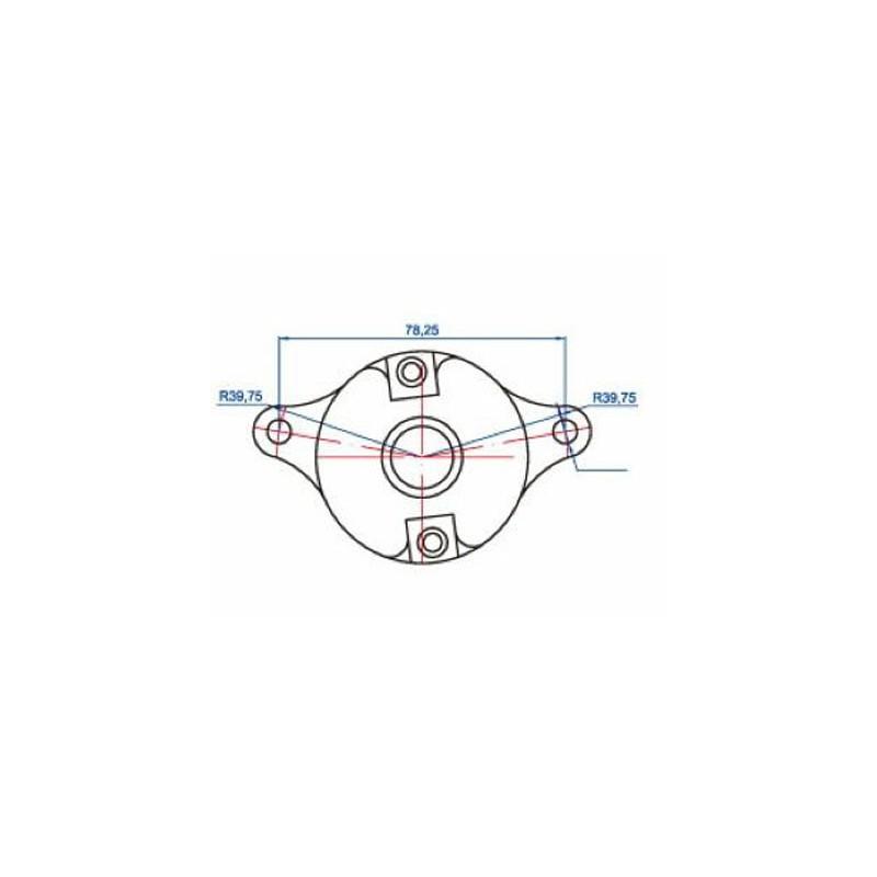 Starter Motor Reinforced For Gy6 125 150cc