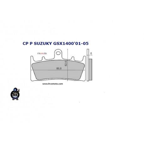 Zavorne ploščice  SUZUKY GSX 1400
