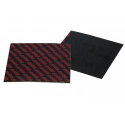 carbon fiber reed sheets Polini 0,45mm 110x100mm - universal (red)