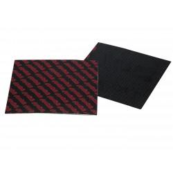 Karbon lamelice   Polini 0,45mm 110x100mm -Rdeči