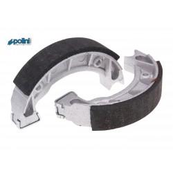 brake shoe set Polini 105x20mm - Tomos 4L , Piaggio / Vespa Ciao, Bravo, Grillo, SI, Vespino
