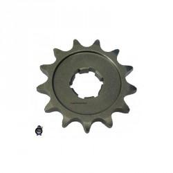 Chainwheel front 13t. MZ TS 125