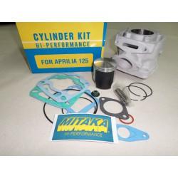 Cilinder kit  - Mitaka 125 cc - Aprilia RS 125  ( Rotax 122 )