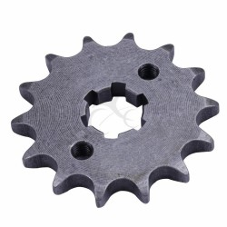 Front sprocket - 14 teeth  ORIGINAL - YAMAHA YBR 125 - chain 428