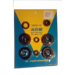 Oil seals  Yamaha YZ 125  2005-16 ( 12 pcs )
