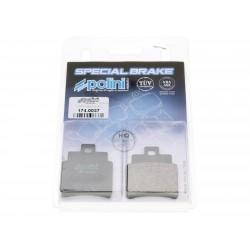 Brake pads Polini - Kymco KXR, MXU, Maxxer , SYM GTS