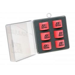 Rolice / valjčići  Naraku HD 15x12mm - 3,0 gr