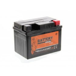 Battery NOVASCOOT YTX4L 12V - 3Ah SLA