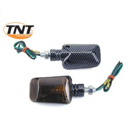 Indicator Set TNT Mini Carbon Look