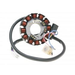 Stator 12 špula za Minarelli AM6 - Yamaha TZR 50 07-11 AM6 RA033