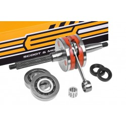 Crankshaft Tec Racing -KIT -  -Piaggio / Gilera