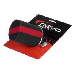 Športni zračni filter Revo Synth Rdeč d.28 / 35mm 0° / 45°