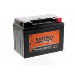 Battery NOVASCOOT YB4L-B 12V-4Ah SLA Sealed