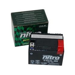 Battery NITRO YTC4L-BS (gel)
