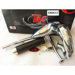 Auspuh Turbo Kit Cromada - Yamaha DT 125 R/RE/X 03-13