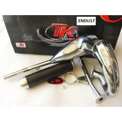 Exhaust  Turbo Kit Cromada - Yamaha DT 125 R/RE/X 03-13