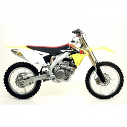 Top - prigušivač  Arrow Thunder Alu - Suzuki Rmz450 11/13