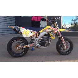 Izpuh - Turbo Kit - SM DOBLE BIG -SUZUKI RMZ 450 05-07