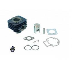 Cilinder kit C4 BLUE Race AC  50cc Gilera-Piaggo - BREZ GLAVE