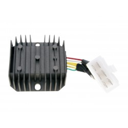Regulator napetosti 6 pin z kablom GY6 50 - 150cc , MuZ Moskito
