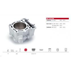 Cilinder Airsal 250cc -Yamaha YZ250F 01-13 / WR 250F 01-14 / GasGas EX 250/F 10-15