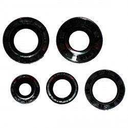 Oil seals - Tomos APN/ 4L / BT / ATX / E90 / SL / SLC  - clutch with 3 clutch pads