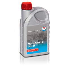 Oil 77 Lubricant  Motorcycle Engine 2T - 1L