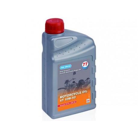 Olje Lubricant 77 - Sintetično -4T  10W50 - 1L