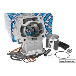 Cylinder kit  - Italkit Racing 140cc - Rotax 123-Rotax 123  -Aprilia RS, AF1, Tuareg, Red Rose