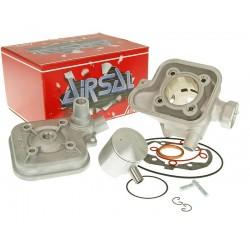 Cilinder kit Airsal Sport 70cc Peugeot horiz. LC