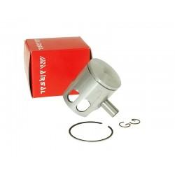 Piston kit Airsal T6 Tech-Piston 49.2cc 40mm for Minarelli vertical