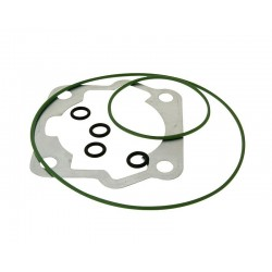 cylinder gasket set Airsal sport 70cc cast iron for Derbi EBE, EBS
