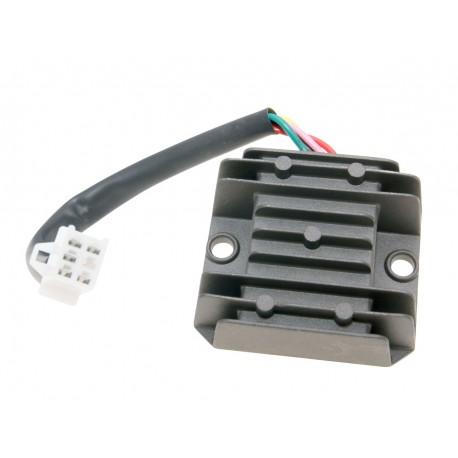 regulator rectifier 5 wire for gy6 50 150cc sym. Black Bedroom Furniture Sets. Home Design Ideas