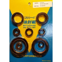 Engine Oil Seal Set - Honda CRF 250 R 2010-14 - MITAKA