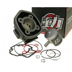 Cylinder kit Naraku 70cc for Piaggio LC pentagonal