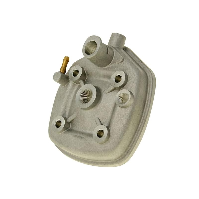 Cylinder Head For Cylinder Piaggio Liquid Cooled: Cylinder Head Naraku 70cc For Piaggio LC Pentagonal
